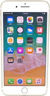 Apple iPhone 7 Plus, GSM Unlocked, 128GB - Gold (Renewed)