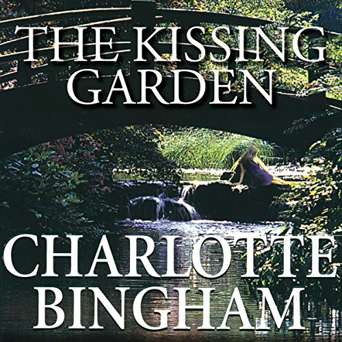 The Kissing Garden audiobook cover art
