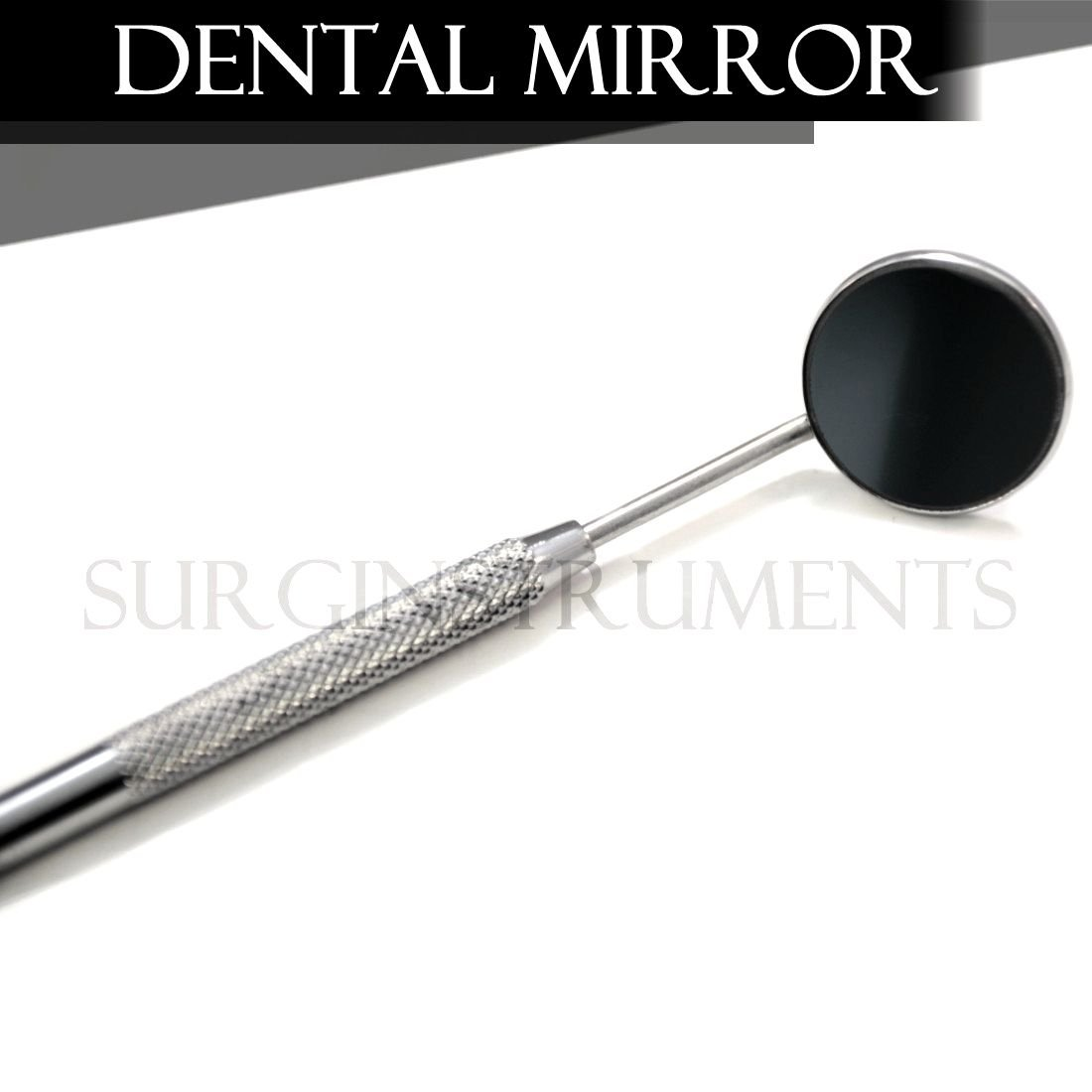 Max 86% OFF Sale item 25 Dental Mirrors Stainless Surgical Steel Instruments