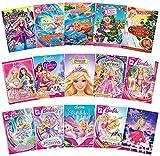 Barbie 15-Movie DVD Collection: Spy Squad/Mermaid Tale 1+2/Perfect Christmas/Christmas Carol/Princess Pauper/Diamond Castle/Charm School/Secret Door/Rapunzel/ Pegasus/Thumbelina/3 Musketeers/Fashion