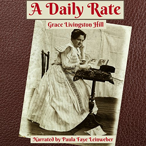 A Daily Rate audiobook cover art