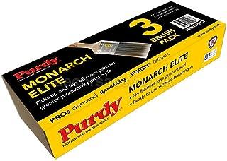 3pc Purdy Monarch Elite Brush set 1x1.5