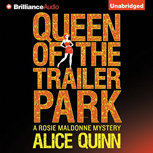 Queen of the Trailer Park audiobook cover art