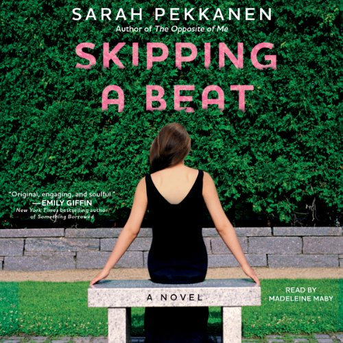 Skipping a Beat audiobook cover art