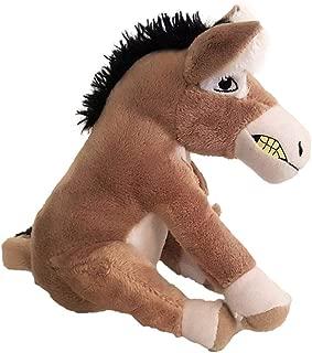 "The Wonky Donkey Plush Figure Stuffed Animal Toy Doll for Kids Gift 6.3"""