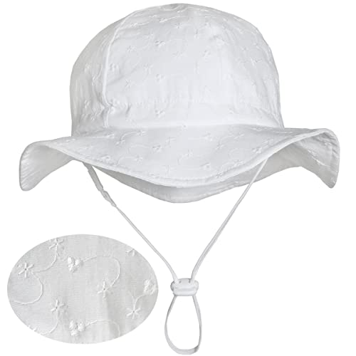 f30d316bfc53c Twinklebelle Baby Toddler Kids Breathable Sun Hat 50 UPF