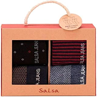 Salsa Jeans, Calcetines Salsa Pack 4 Colores