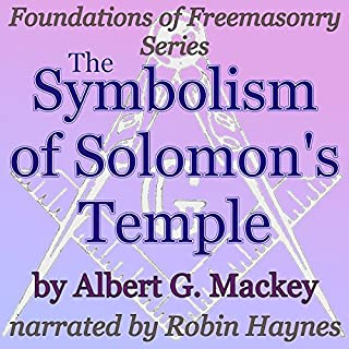 The Symbolism of Solomon's Temple audiobook cover art