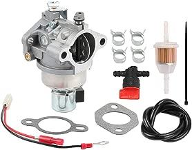 Butom 20-853-35-S Carburetor Carb for Kohler 20 853 35-S 20 853 21-S 20 853 44-S SV540 SV590 SV600 SV610 SV620 Engines with Gasket Fuel Filter Line