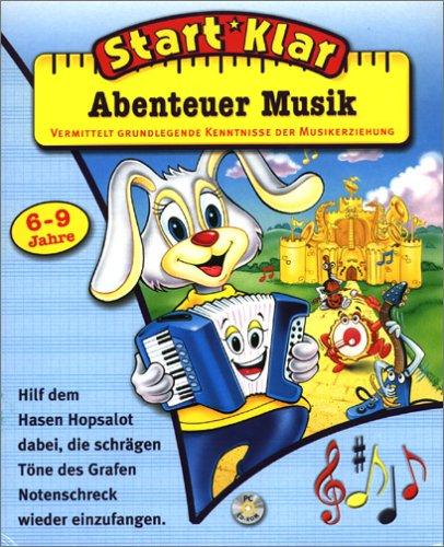Abenteuer Musik, 1 CD-ROM Vermittelt grundlegende Kenntnisse der Musikerziehung