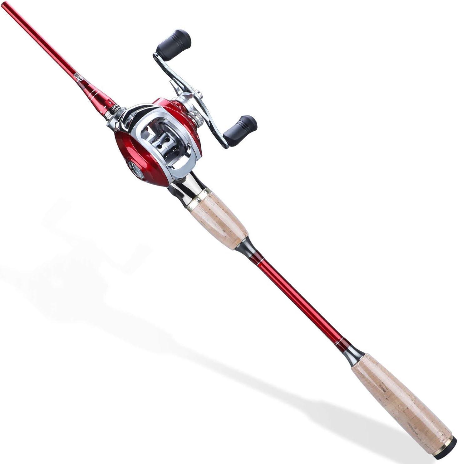 Sougayilang Fishing Baitcaster famous Combos Baitcasting C Lightweight sale