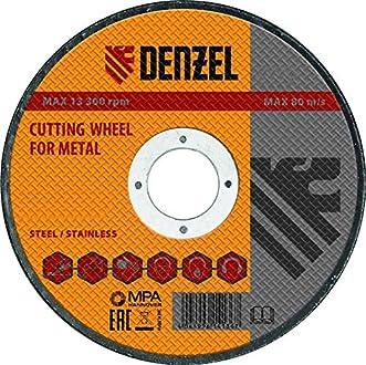 DENZEL 13 Step Drill Bit 1//8-1//2 inch 2X Faster Drilling 7772353