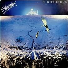 Shakatak Night Birds 1982 UK vinyl LP POLS1059