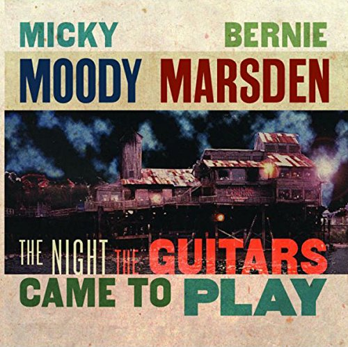 The Night The Guitars Came To Play [Vinilo]