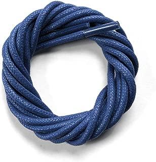 dress shoes blue laces