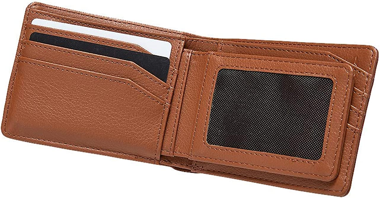 Nixon Pass Vegan Leather Wallet One Size Saddle