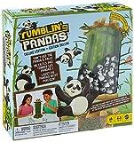 Mattel Games Pandas locos, juego de mesa de habilidad para niños +5 años (Mattel GVD66)