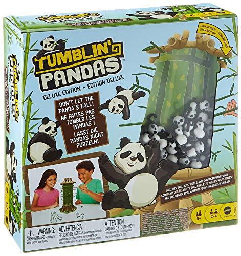 Mattel Games SOS Pandas, jeu de société et dadresse pour enf