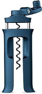 Joseph Joseph (ジョセフジョセフ) ワインオープナー コルク抜き スマートコルクスクリュー (バーワイズ) ミッドナイトブルー 20080