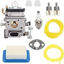 Trustsheer PB-500T PB-500H Carburetor + Air Filter Tune Up Kit for Echo PB-500 EB-508RT Leaf Blower A021001641 A021001642 Walbro WLA-1 Carb