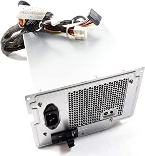 Dell T122K Power Supply Power Brick Power Source PSU Non-Redundant 375w For The PowerEdge T310 Server, Compatible Dell Part Number: T128K, Model Numbers: N375E-01, NPS-375CB-1 A