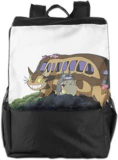 XIVEIER Custom Miyazaki Tonari No Totoro Cool Hiking Bag For Unisex
