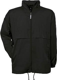 B&C Mens Air Lightweight Windproof, Showerproof & Water Repellent Jacket