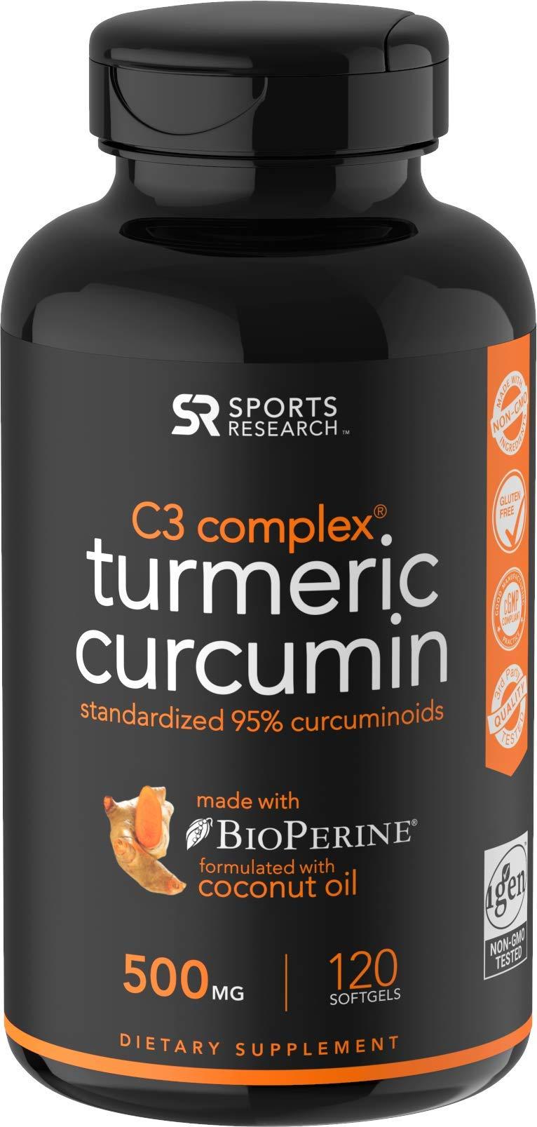 Turmeric Curcumin Complex Enhanced Absorption