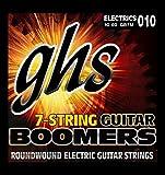 ghs GB7M - Juego de cuerdas para guitarra eléctrica, 10-60