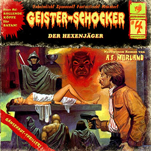 Der Hexenjäger audiobook cover art