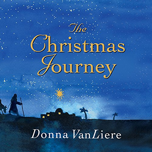 The Christmas Journey audiobook cover art