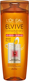 L'Oreal Paris Elvive Extraordinary Oil Shampoo Dry to Very Dry 700 ML