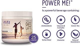 Vivri Power Me Caffe Latte