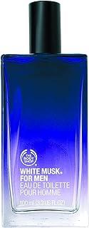 The Body Shop Perfume White Musk For Men, Eau De Toilette, 100 ml