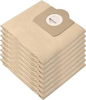 comprar comparacion 8 Bolsas de Filtros de Doble Capa para Aspiradora Kärcher WD 3, Compatible con Aspiradoras Kärcher WD 3 (Modelos WD 3, WD ...