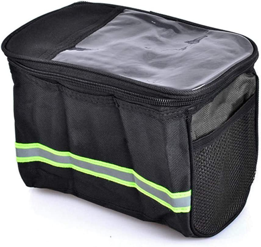 Max 59% OFF Bicycle Basket Handlebar Bar Bags Front Excellent Bikes for