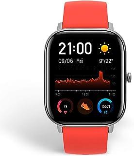 Amazfit GTS Reloj Smartwactch Deportivo   14 días Batería   GPS+Glonass   Sensor Seguimiento Biológico BioTracker™ PPG   Frecuencia Cardíaca   Natación   Bluetooth 5.0 (iOS & Android) Orange