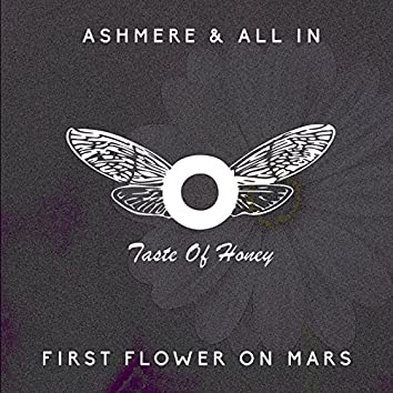 First Flower On Mars