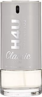Deluxe Limited Edition Hot For You Classic by Creation Lamis for Men - Eau de Toilette, 100ml