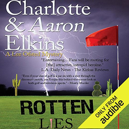 Rotten Lies audiobook cover art