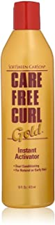 SoftSheen-Carson Care Free Curl Gold, Instant Activator 16 oz (Pack of 3)