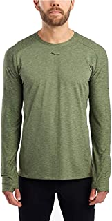 Saucony Men's Breakthru Long Sleeve (Small)