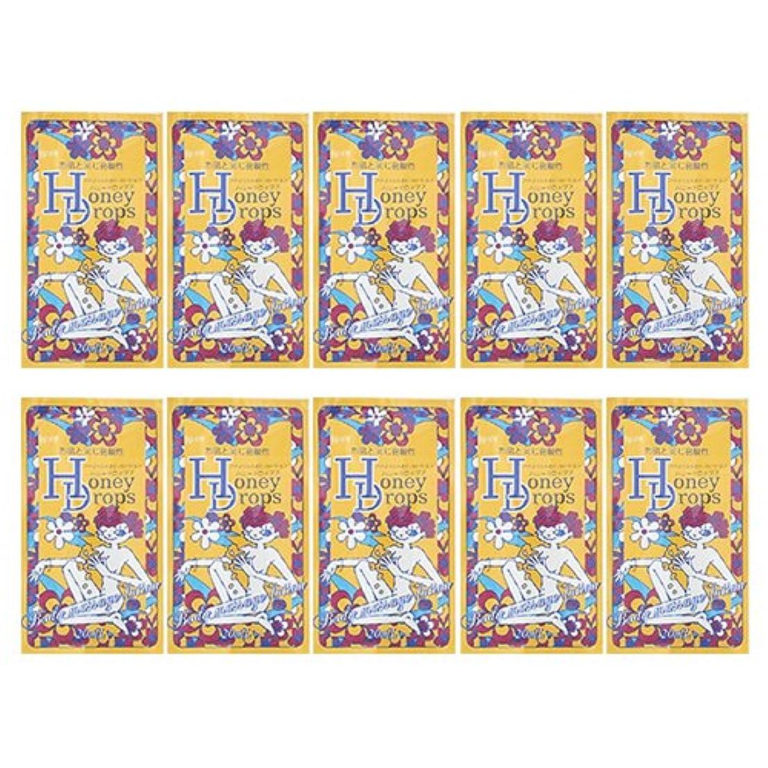 肝と遊ぶツーリストハニードロップス(Honey Drops) 20ml スタンダードタイプ × 10個入