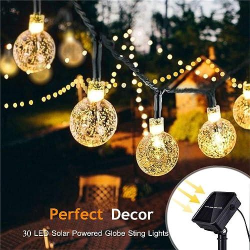 Christmas Solar Decorations Amazon Com