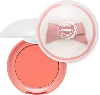 Etude House Lovely Cookie Blusher_2018 New (# OR202_Sweet Coral Candy)