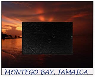 CafePress-Montego Bay Sunset-Picture Frame