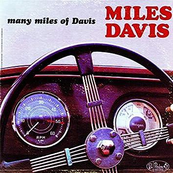 Many Miles Of Davis