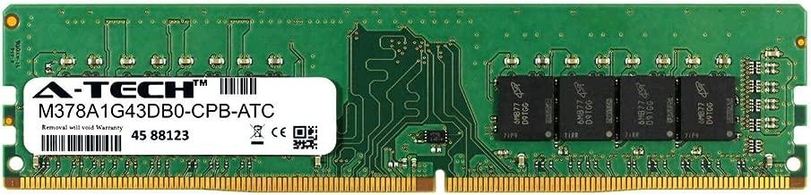 A-Tech 8GB Replacement for Samsung M378A1G43DB0-CPB - DDR4 2133MHz PC4-17000 Non ECC DIMM 2rx8 1.2v - Single Desktop & Workstation Memory Ram Stick (M378A1G43DB0-CPB-ATC)