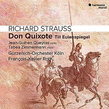 Richard Strauss: Don Quixote. Till Eulenspiegel