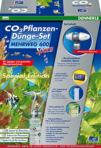 Dennerle 3046 Mehrweg 600 Space Special Edition P